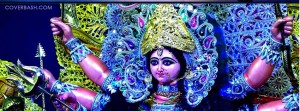 durga puja facebook cover