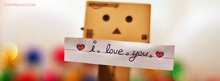 i love you dambo facebook cover