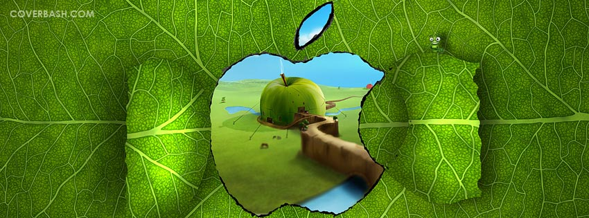 apple creativity facebook cover