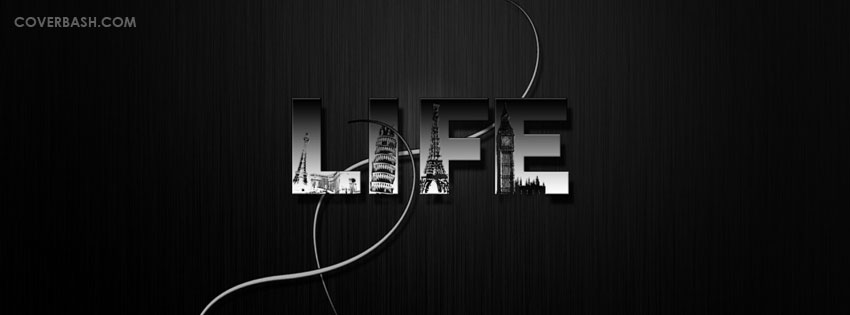 the life facebook cover