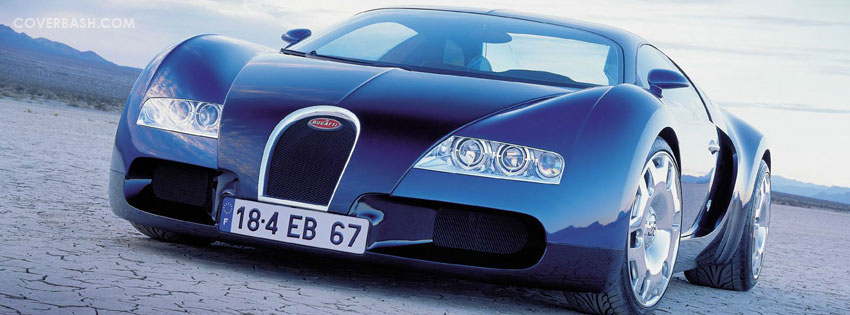gorgeous bugati facebook cover