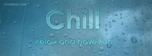 chill n relax facebook cover