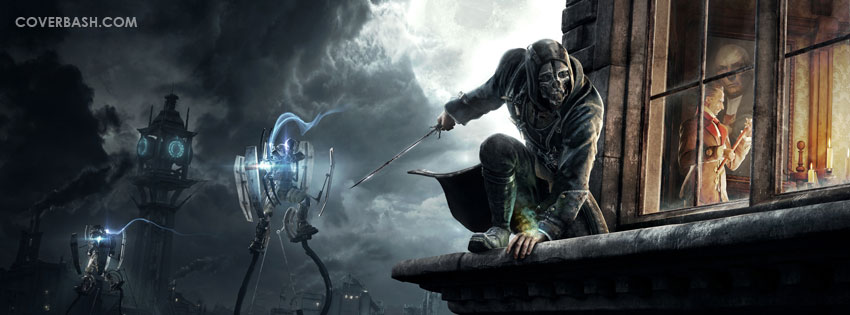 corvo attano facebook cover