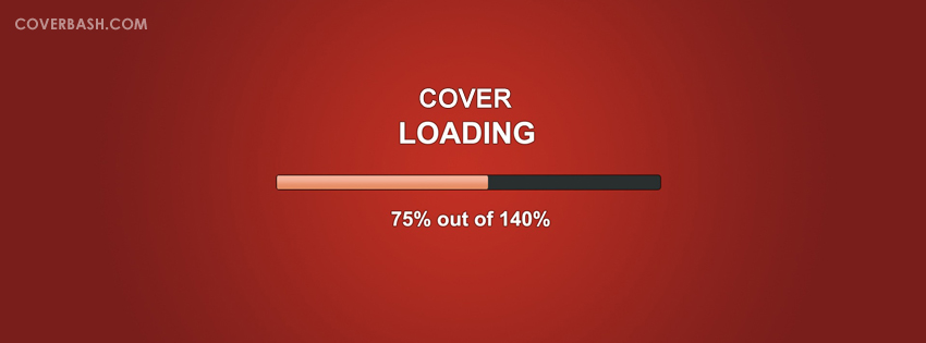 cover loading facebook cover