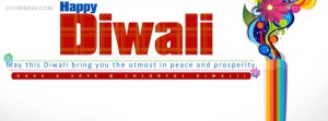 happy dipavali facebook cover