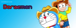 doraemon facebook cover