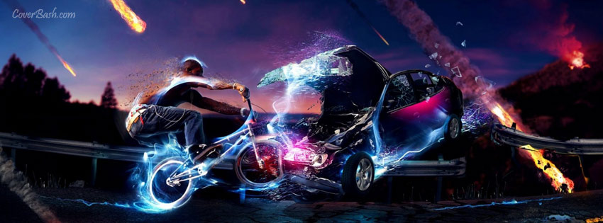 fatality crash facebook cover