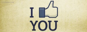 i like you facebook cover