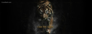 i am the tiger facebook cover
