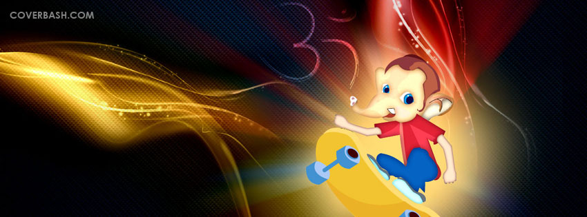 happy ganesh puja facebook cover