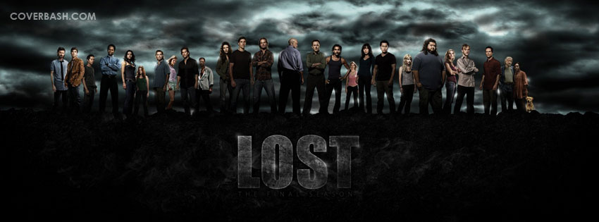 lost facebook cover