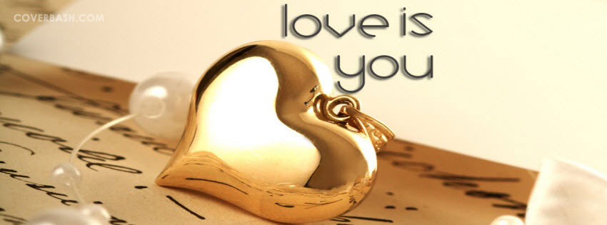 love is you facebook cover