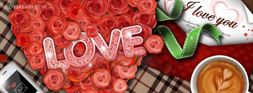 love stuffs facebook cover