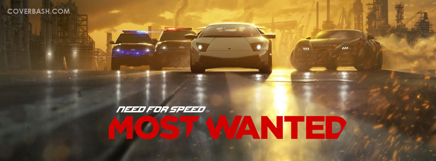 most wanted facebook cover