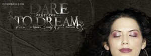 dare to dream facebook cover