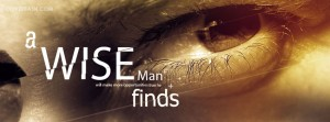 a wise man facebook cover