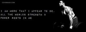 i am more than i appear facebook cover