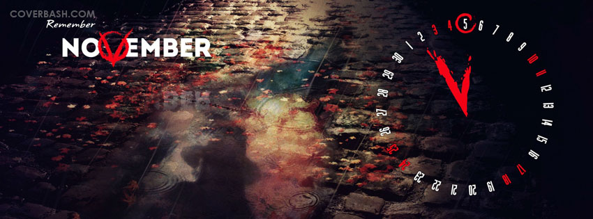 remember november facebook cover