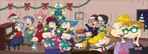 the rugrats family facebook cover