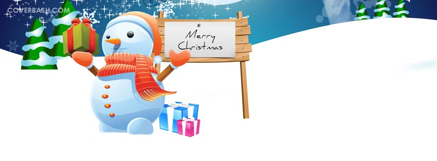 Christmas Facebook Covers - CoverBash.com