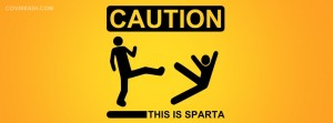 this is sparta facebook cover
