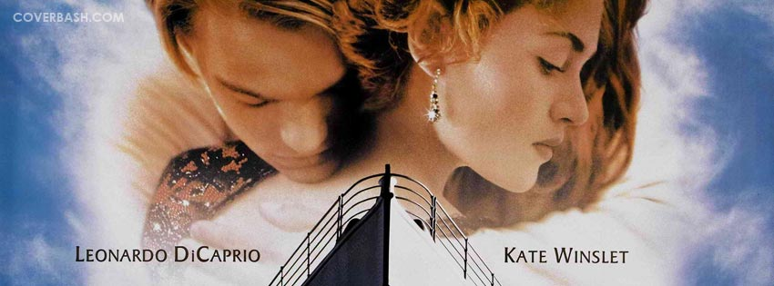 titanic movie facebook cover