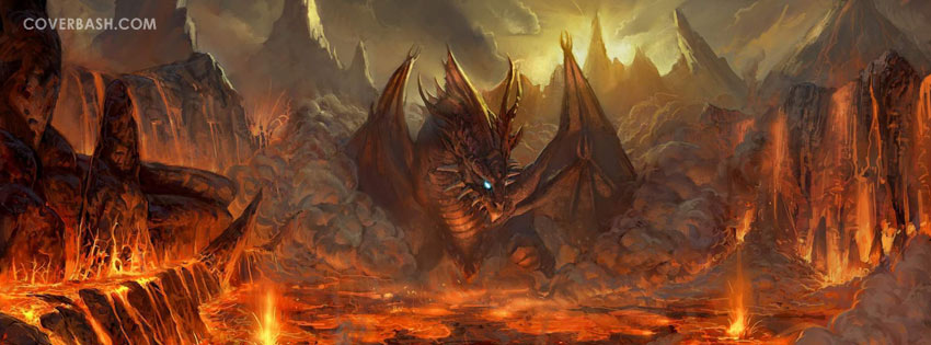 unleash the dragon facebook cover