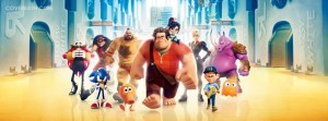 wreck it ralph facebook cover